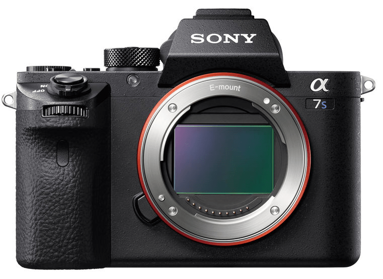 Sony a7S II, 4K cameras, mirrorless digital camera