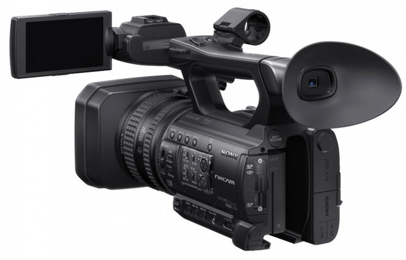Sony Camcorders, video cameras, HXR-NX100 specs, HXR-NX100 camcorder review