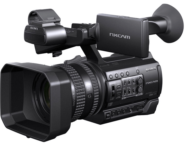 HXRNX100, Sony HXRNX100, Full HD camcorder