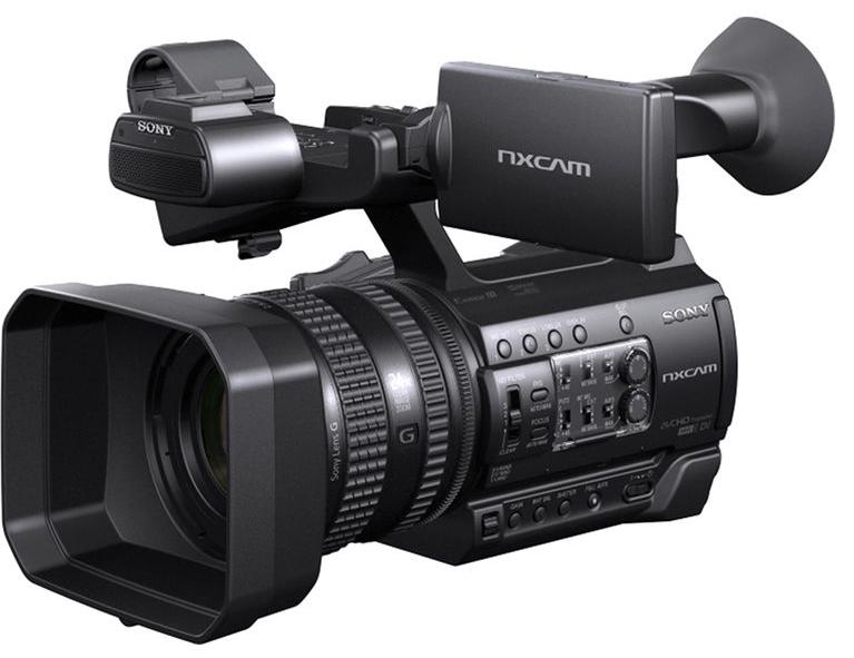 HXRNX100, Sony HXRNX100, Full HD camcorder