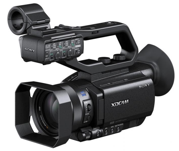 Sony PXW-X70, PXW-X70 4K camera, 4K cameras