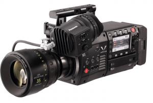 Panasonic VariCam 35, Panasonic 4K cameras, 4K recorder