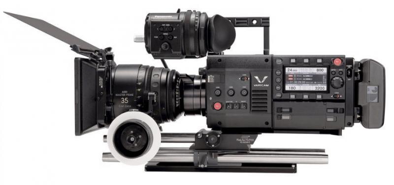 VariCam 35, cinema camera, production camera, 4K cinema camera