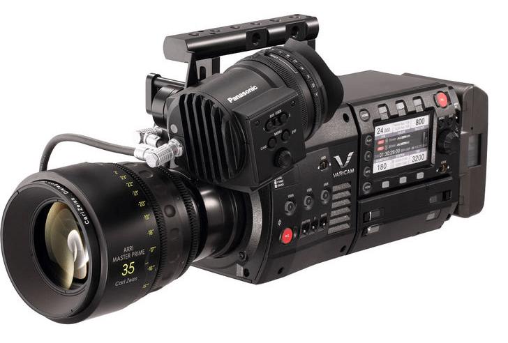 Panasonic VariCam 35 4K Camera