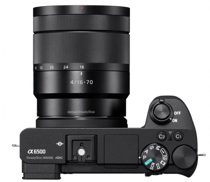 a6500 camera, APS-C type camera, 4K movie, 4K images