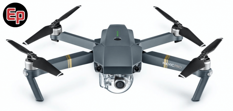 DJI Mavic Pro 4K camera drone