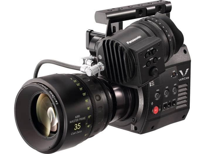 professional 4K cameras, Panasonic 4K cameras, 4K recording