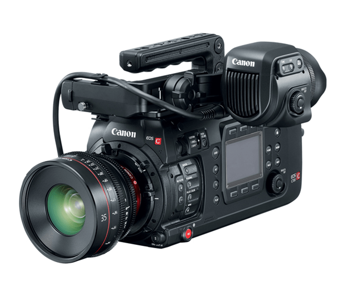 Canon EOS C700, Digital Cinema Camera, 4K Cinema Camera