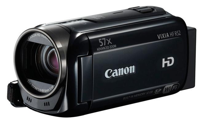 Canon VIXIA HF R52, Full HD camcorder, Canon Camcorder