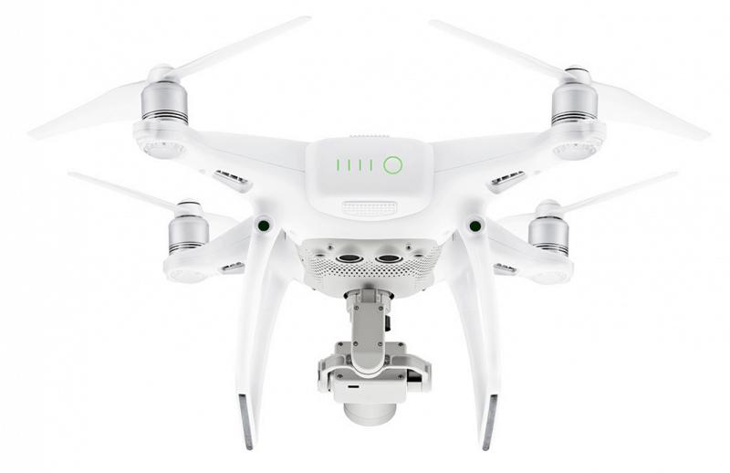 DJI Phantom, Phantom 4 Pro, 4K camera drones