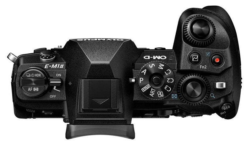 Olympus 4K camera, E-M1 Mark II features, 4K digital camera