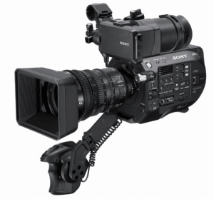 Sony FS7 II, professional camcorder, production camcorders