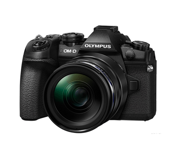 OM-D E-M1 Mark II, Olympus, 4K camera