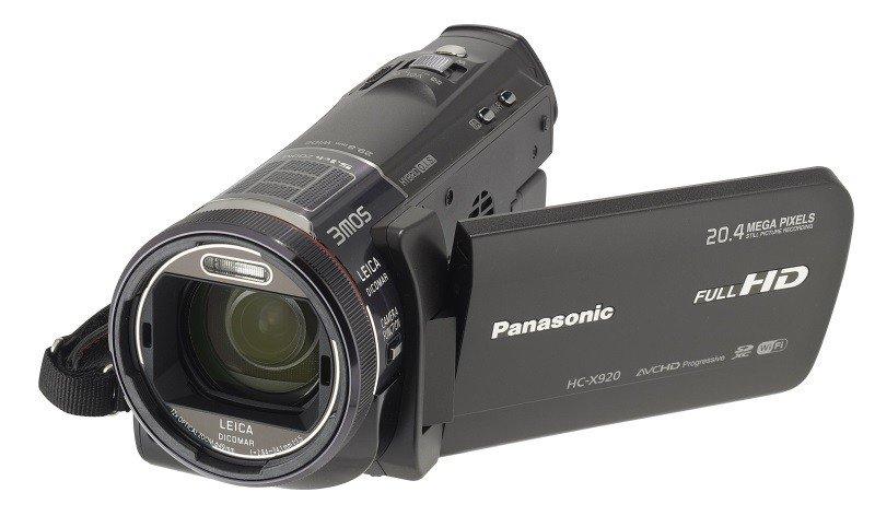 Panasonic HC-X920, Panasonic camcorders, full HD camcorders