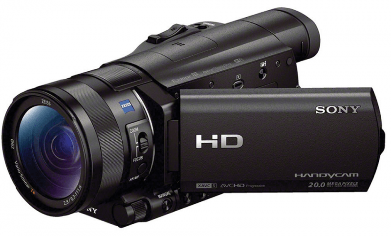 Sony HDR CX900, Sony camcorders, full HD camcorders