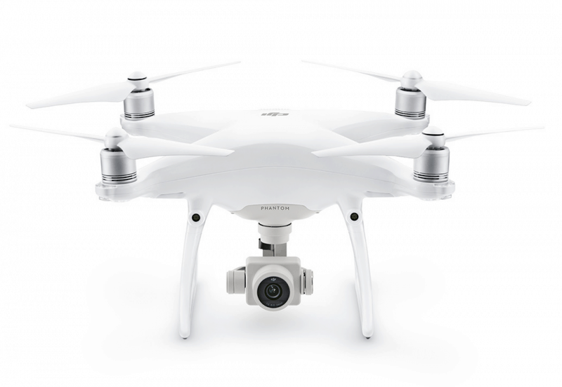 DJI drone, Phantom 4 Pro, 4K camera drone