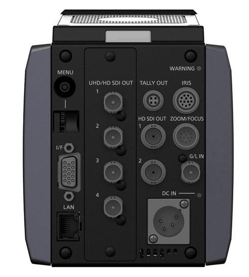 AK-UB300 4K, 4K video, 4K recording, 4K resolution