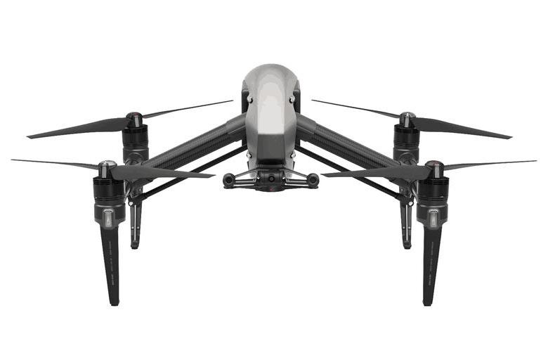 DJI Inspire 2 – 5K Quadcopter