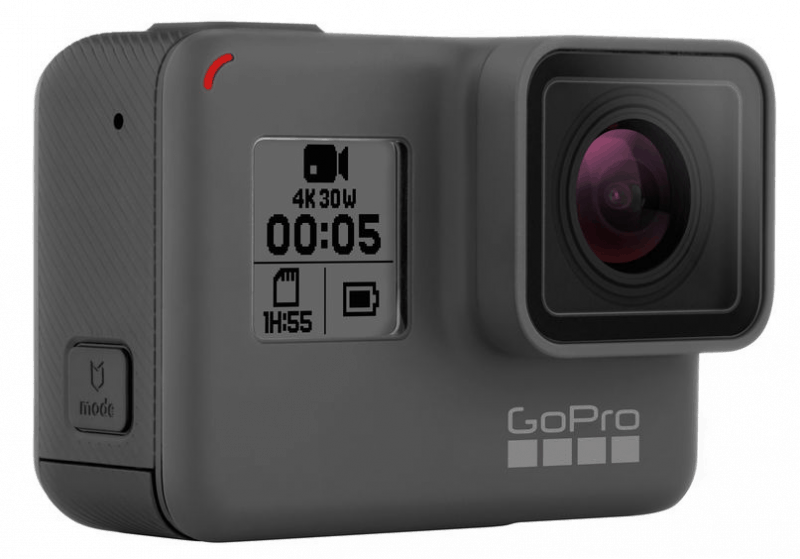 GoPro cameras, action cameras, Hero 5,