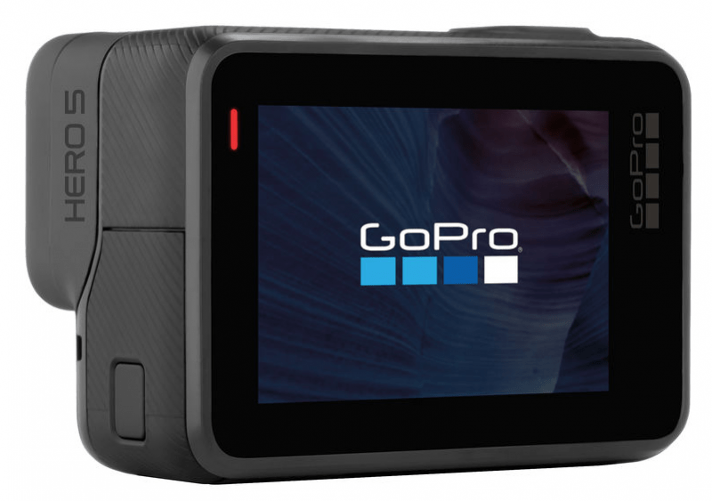 Hero 5 Black, GoPro action camera, 4K cameras, 4K sports cameras