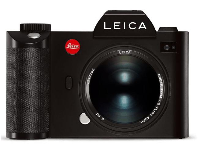 Leica SL, Typ 601, 4K cameras