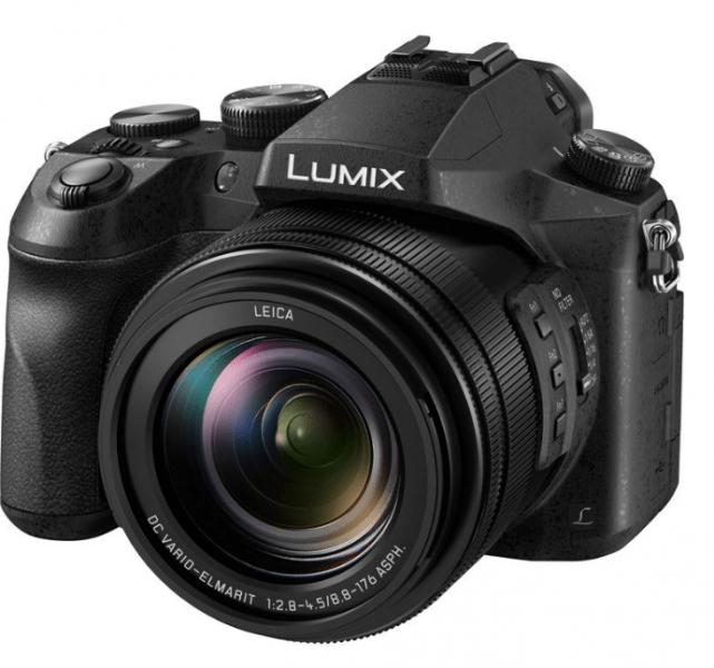 Panasonic Lumix DMC-FZ2000, Panasonic Lumix DMC-FZ2500, 4K cameras