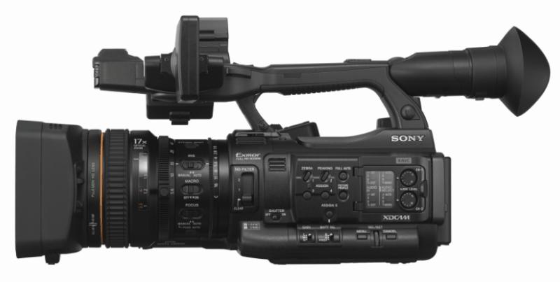 PXW-X200 camera, Sony cameras, Sony handheld cameras