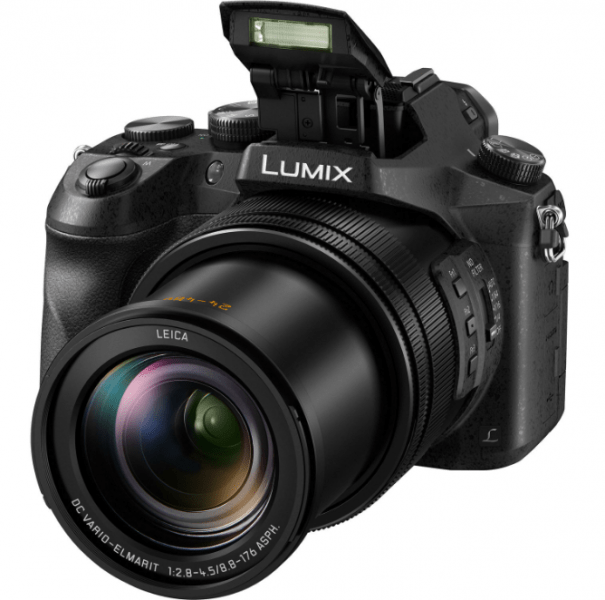Panasonic FZ2500, Panasonic FZ2000, 4K video