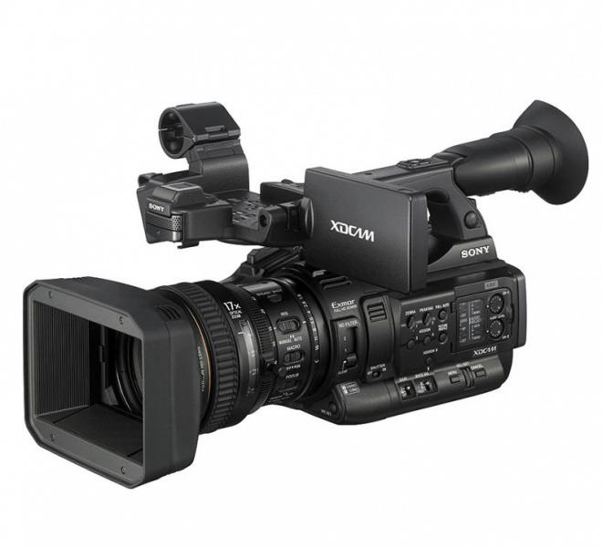 Sony PXW-X200, PXWX200, Handheld Camcorder