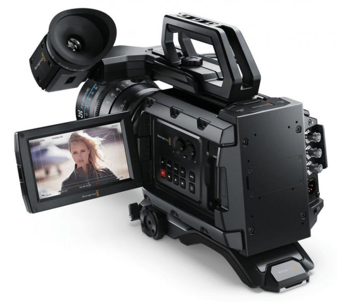 blackmagic ursa, ursa mini, 4K, blackmagic cameras