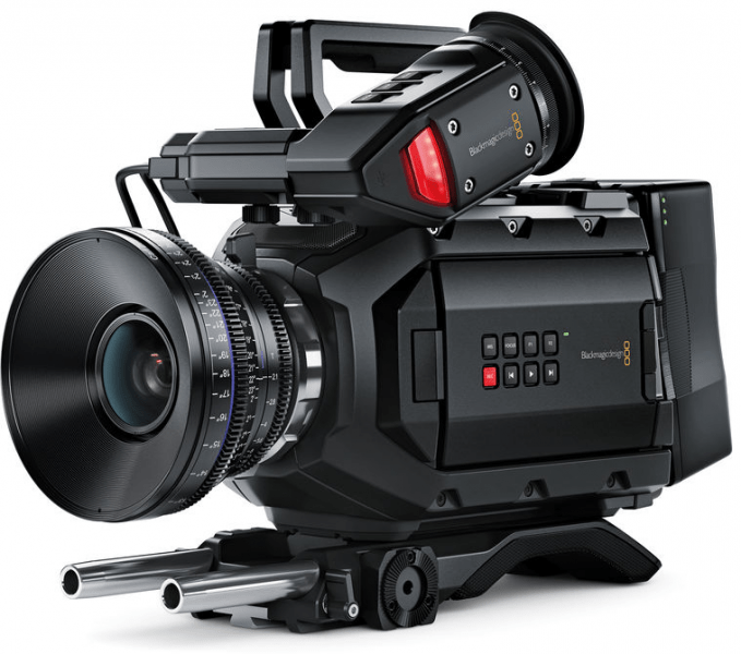 Blackmagic Design URSA Mini 4K Camera