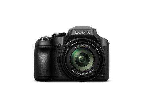 Panasonic LUMIX FZ80 4K Point and Shoot Long Zoom Camera