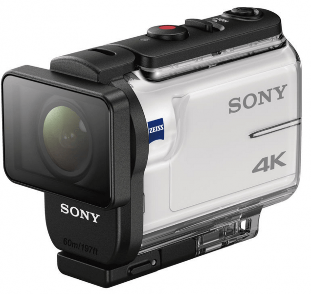 Sony FDR-X3000, FDR-X3000R, 4K action cameras