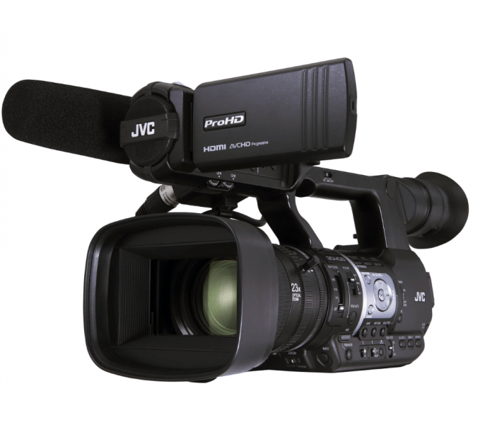 JVC GY-HM620, handheld ProHD camera, HD camera
