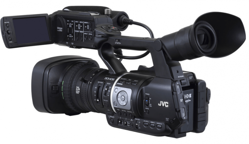GY-HM620, Professional Camcorders, Professional Video