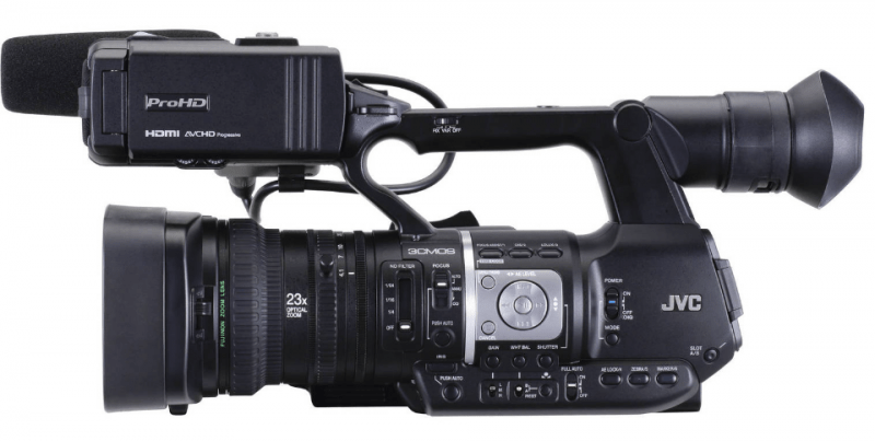 JVC cameras, GY-HM620, ProHD camera, video cameras