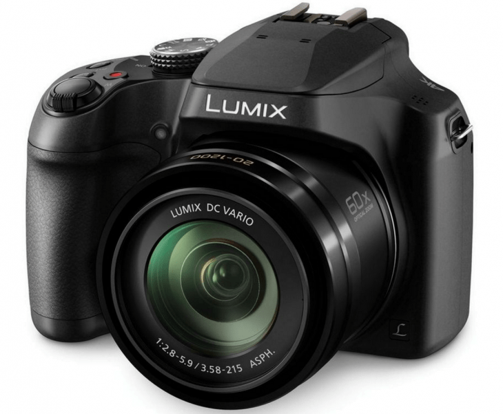 LUMIX FZ80, 4K video, 4K recording