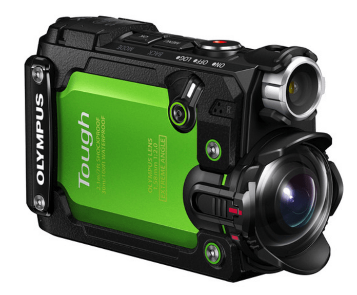 Olympus action cam, Tough TG-Trcker, 4K action camera