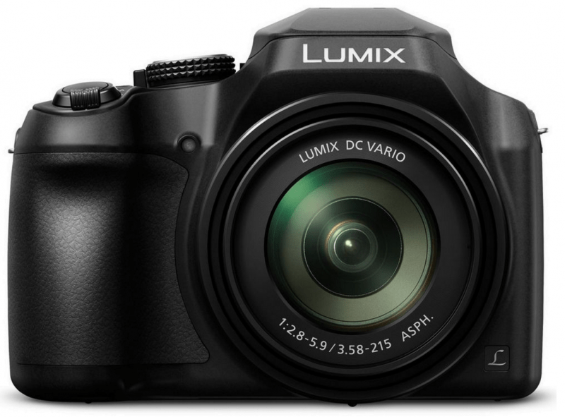 Panasonic LUMIX FZ80, 4K point and shoot camera, Panasonic 4K cameras