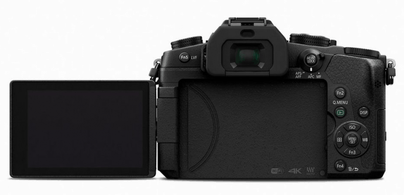 G85 camera, 4K video, 4K photo