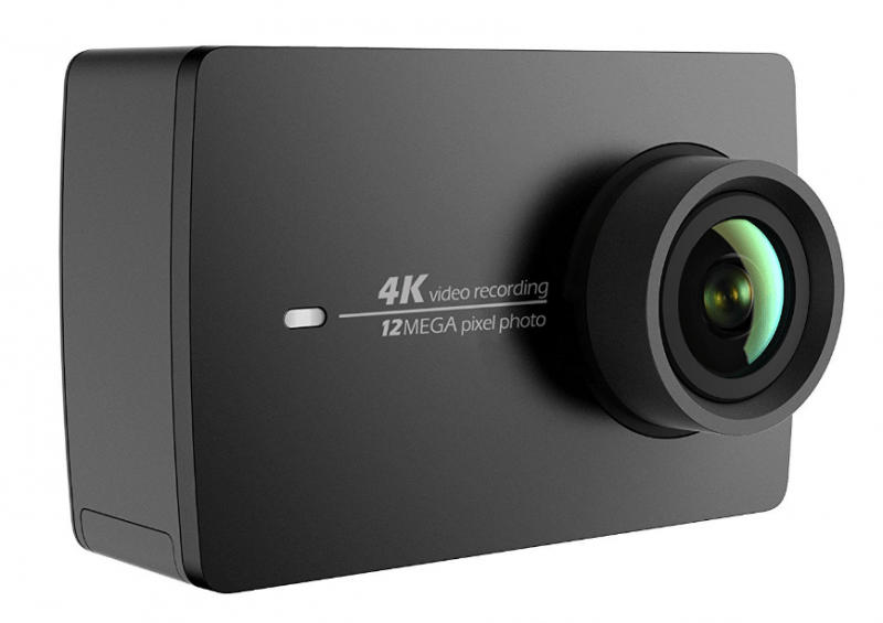 Yi action cam, Yi 4K action cam, sports cameras