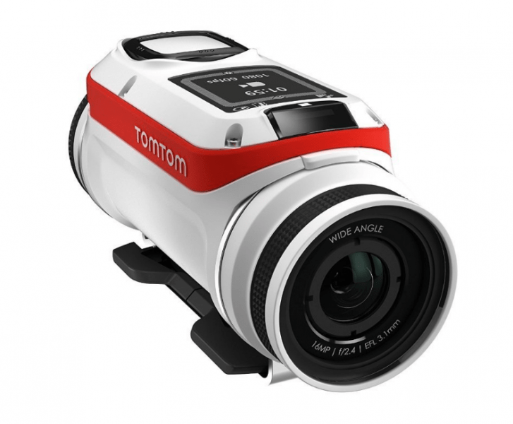 tomtom bandit, 4K action camera, 4K cameras