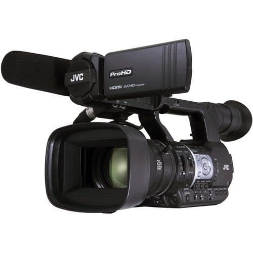 JVC GY-HM620 Review