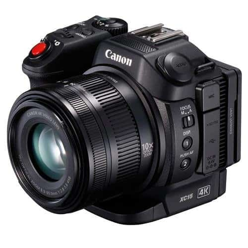 Canon XC15 Review
