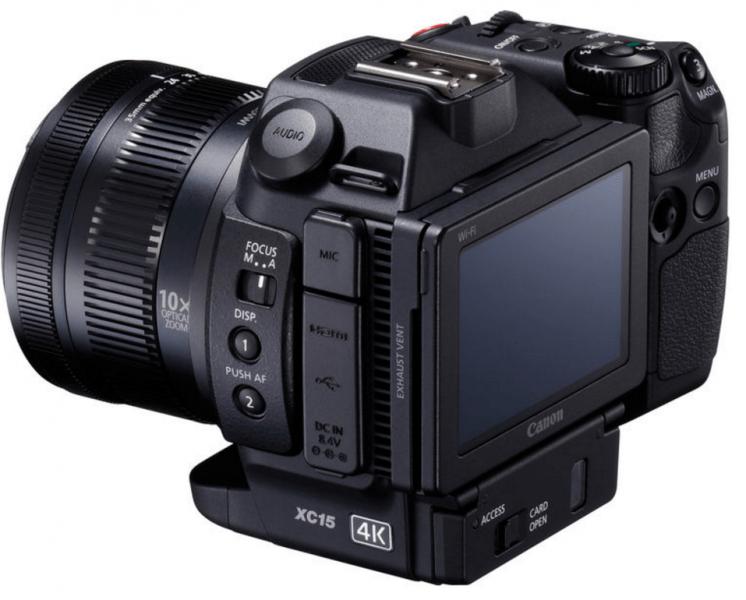 XC15 specs, XC15 review, 4K video