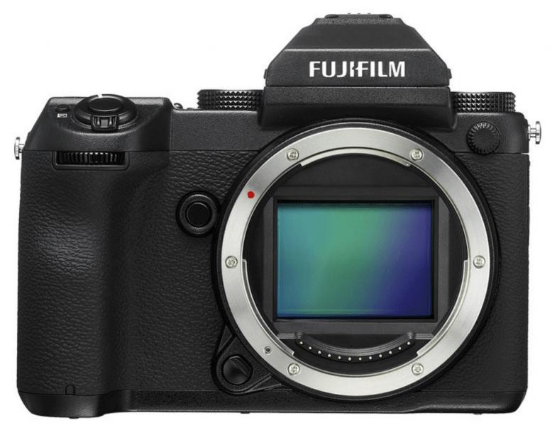 Fujifilm GFX 50S, mirrorless camera, Full HD camera