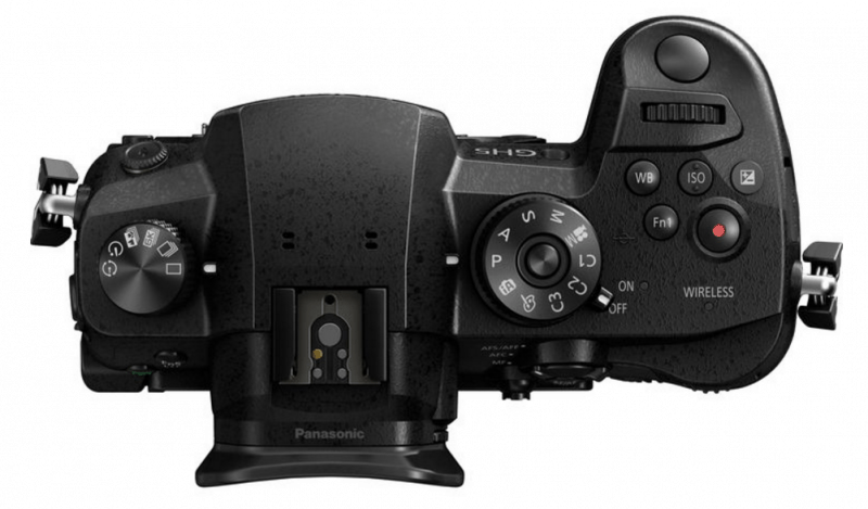 GH5 specs, GH5 features, interchangeable lens camera