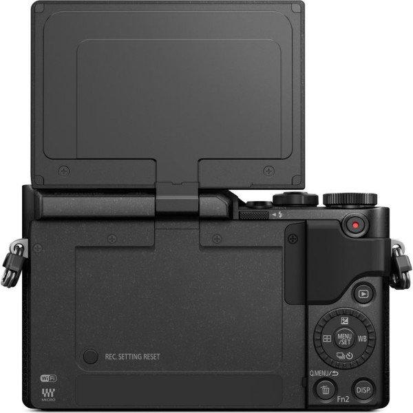 GX850 specs, 4K photo, 4K mirrorless cameras
