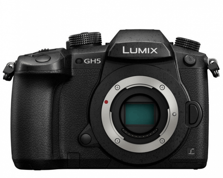 Lumix GH5, 4K video, 6K photo