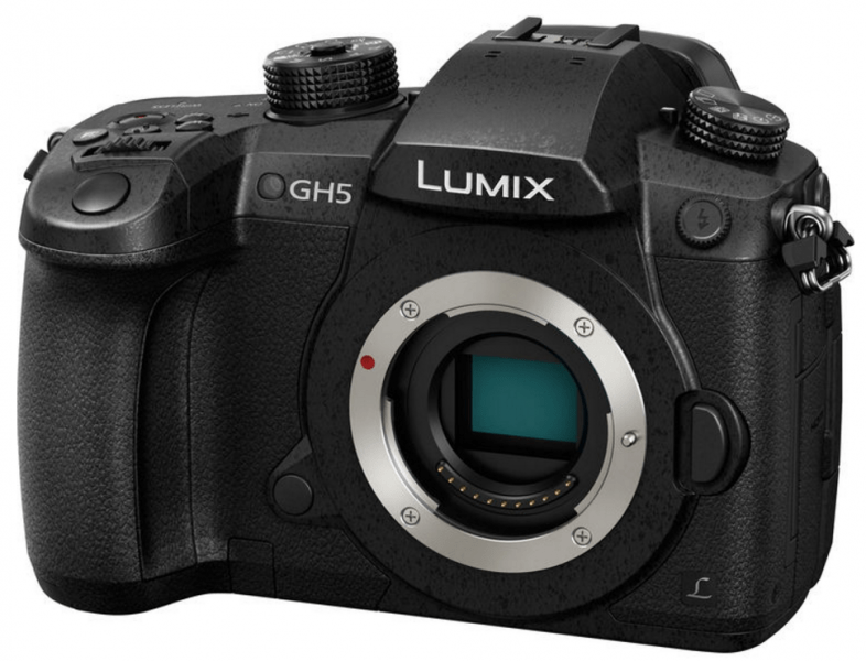 Panasonic GH5, mirrorless digital camera, Micro Four Thirds